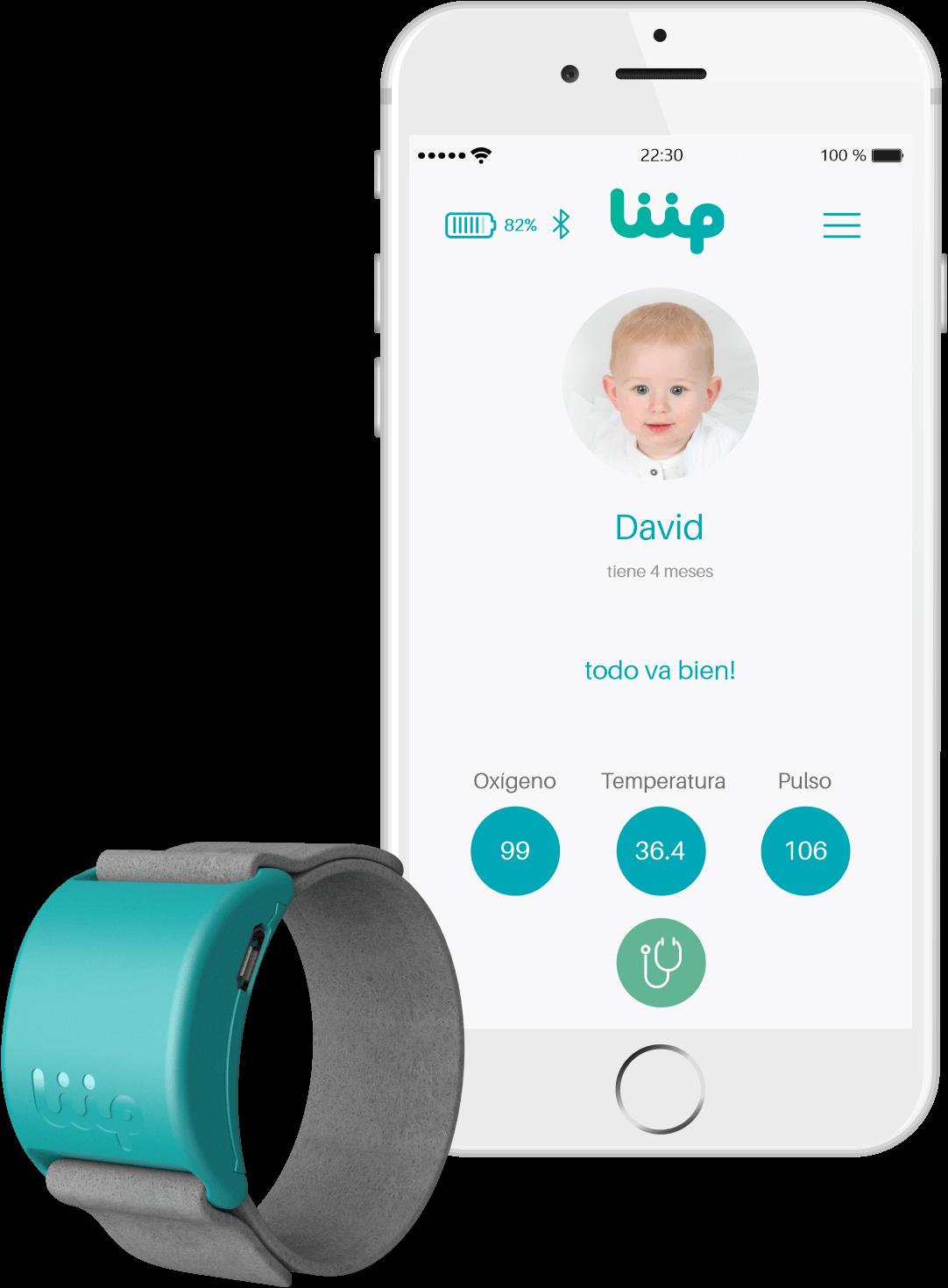 Liip Care Smart Monitor
